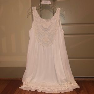 White AltardState Lace Dress